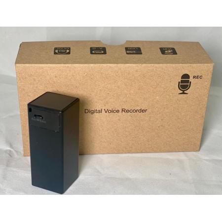 Gravador de Voz Magnetico 32GB - grava de 10 a 15 dias