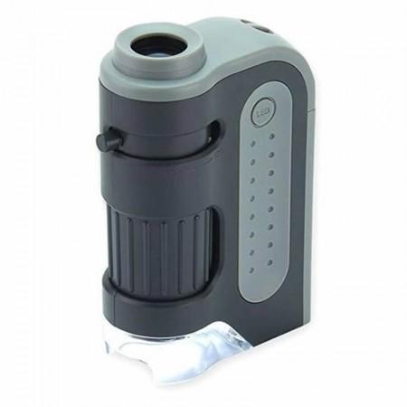 Microscópio de Bolso Carson MicroBrite Plus 60x - 120x