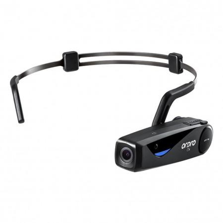 Bluetooth Headset Com Câmera Wifi - Ordro Ep-5