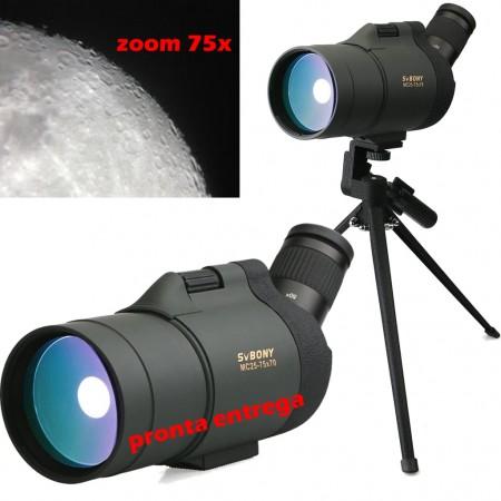 Luneta - Telescopio - VisionKing/SvBONY 25-75x70 BaK-4 - Spotting Scope