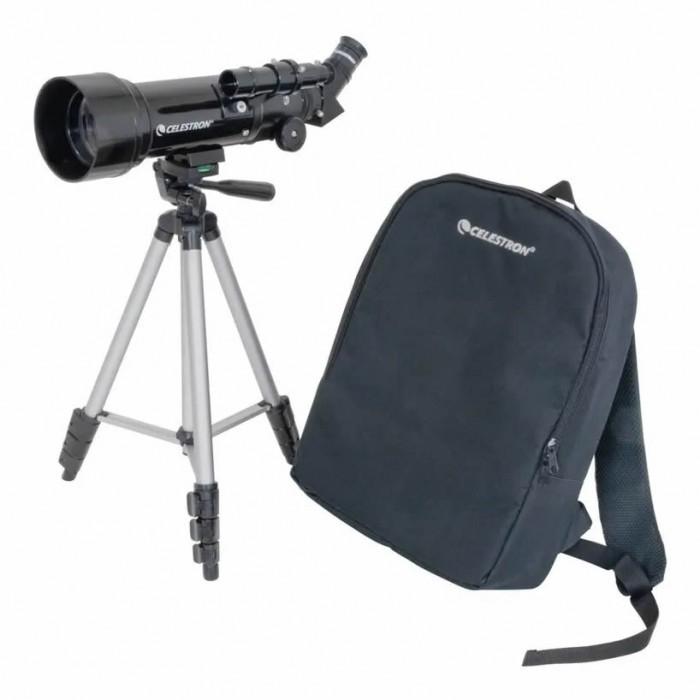 Telescopio - Celestron Travel Scope 70400 - Refrator