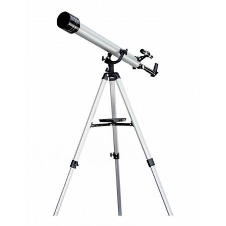 Telescópio Refrator F90060 com Tripé Azimutal