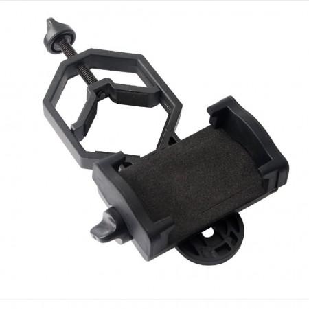 Adaptador de Celular para Telescopio / Binoculo / Microscopio / Telêmetro