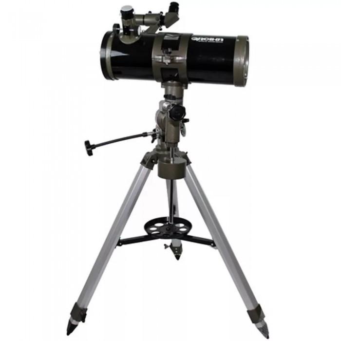 Telescópio Refletor Equatorial Newtoniano - Greika 1000114EQ