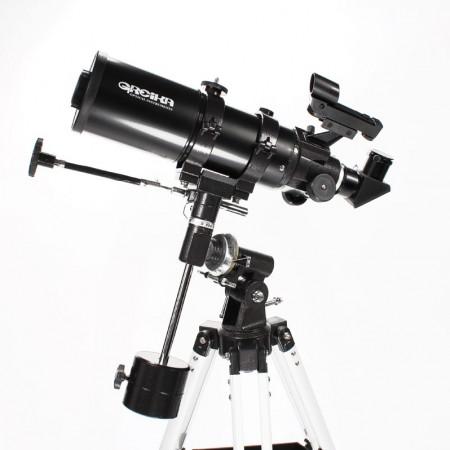 Telescópio Refrator Equatorial - Greika BT40080EQ