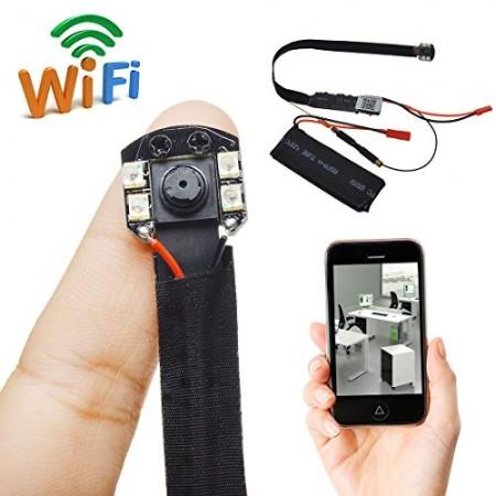 Modulo Câmera Escondida - Câmera Camuflada IP - WiFi - INFRA - 01