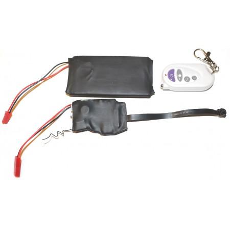 Modulo Câmera Camuflada com Bateria Extra - 01