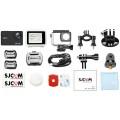 SJCAM SJ8 Air ORIGINAL Full Set + Microfone Externo SJCAM